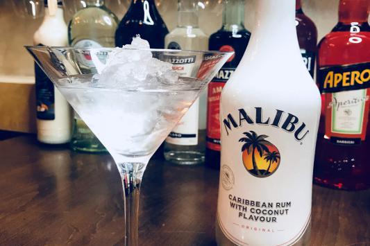 malibu alkohol