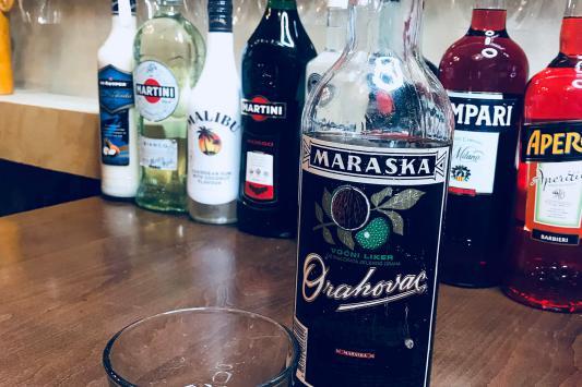 orahovac alkohol