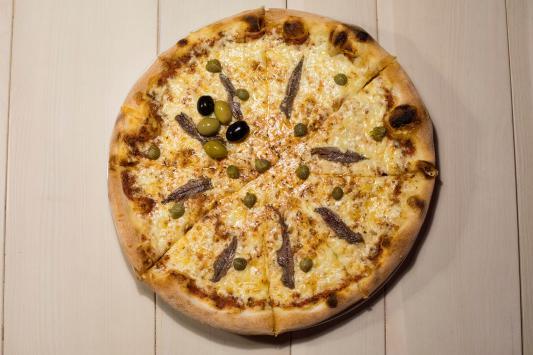 pizza mediterana
