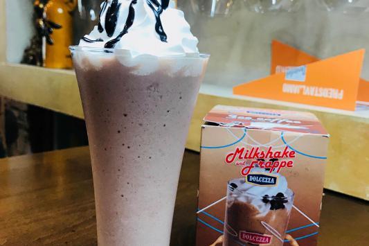 Milkshake Ledena kafa