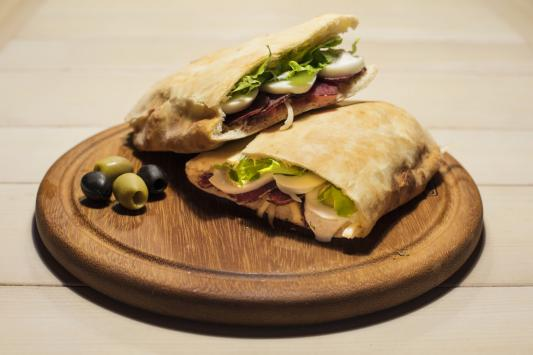 prosciutto sendvic