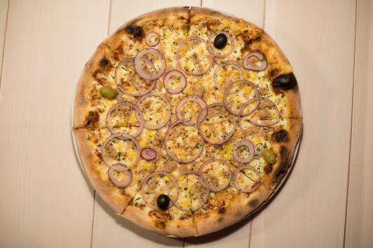 Pizza protein Tuna