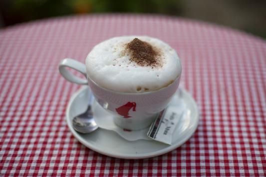 Cappuccino 0,15l