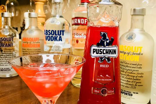 red puschkin