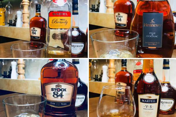 Cognac i Brandy
