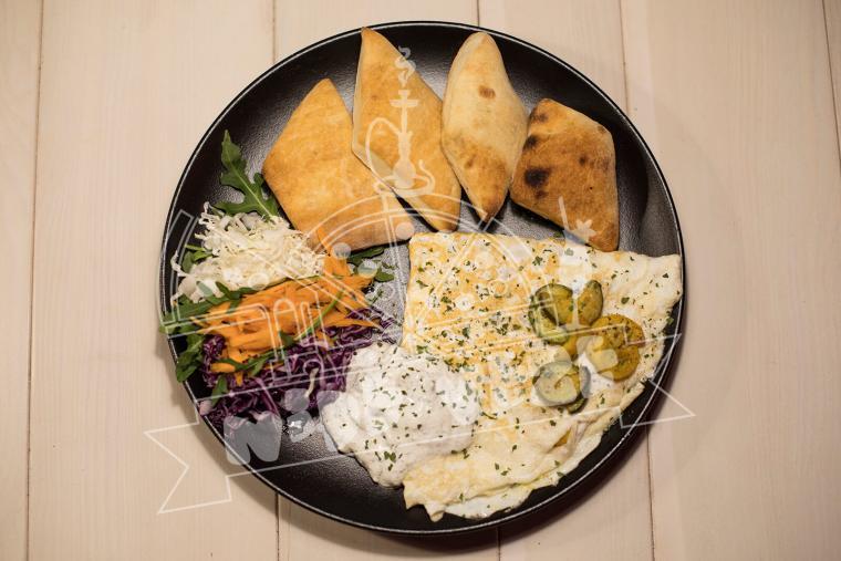 omlet dobro jutro