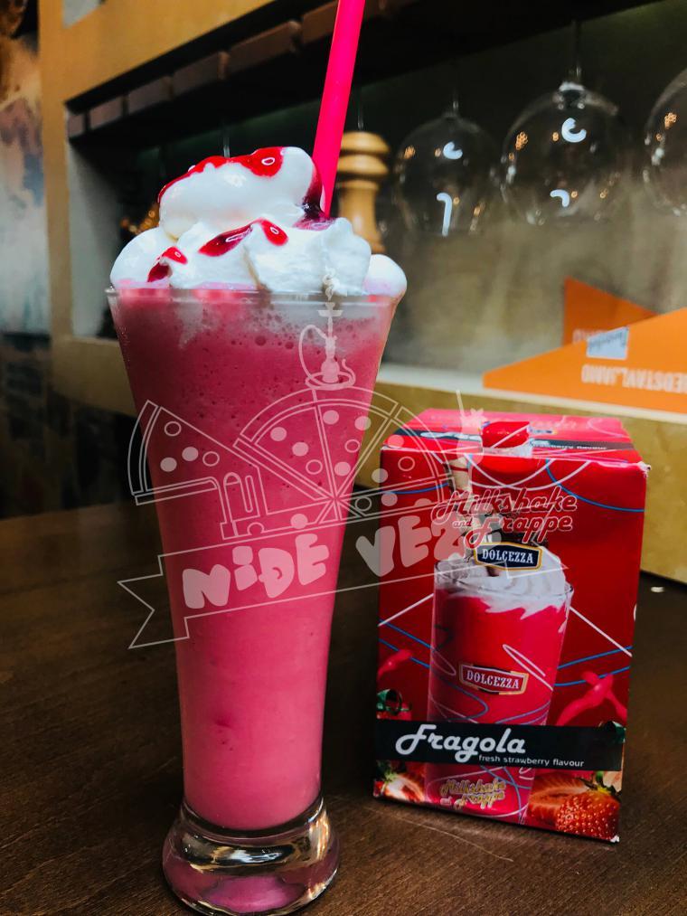 Milkshake Jagoda