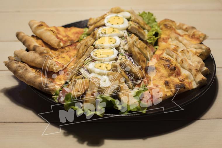 velika pileća salata