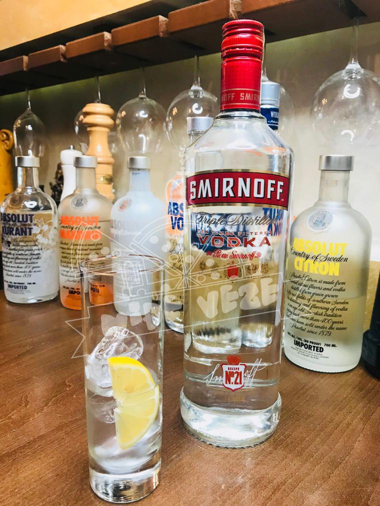 smirnof votka
