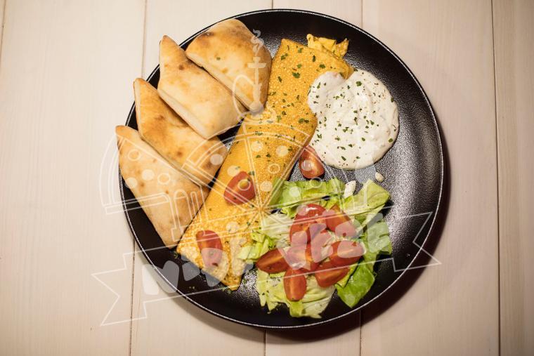 pureci omlet