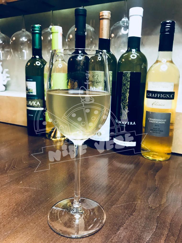 vino kuce bijelo